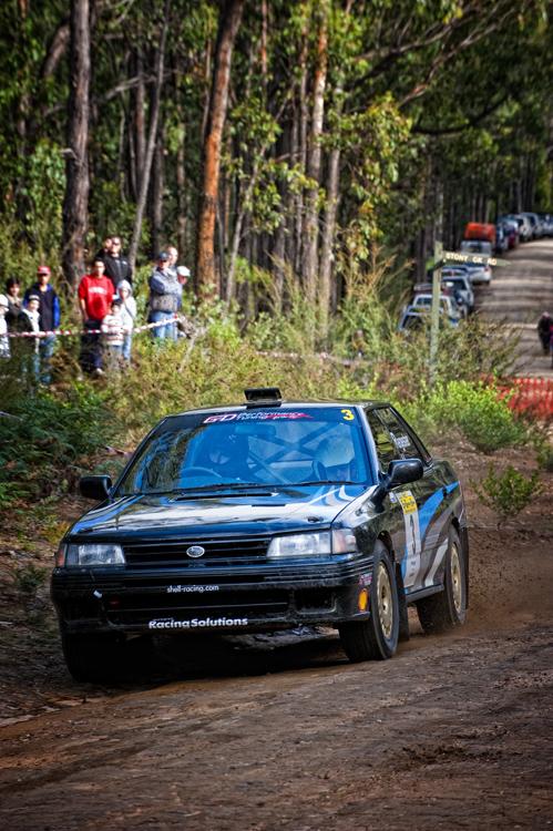 Ivan Regester - Car 3